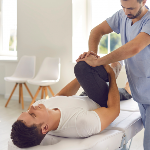 physical therapy near St. James